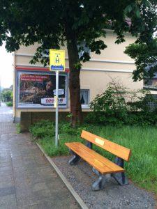 Mitfahrerbank Schaephuysen